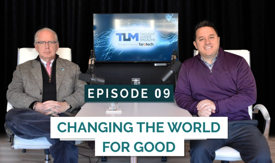 Changing the World for Good