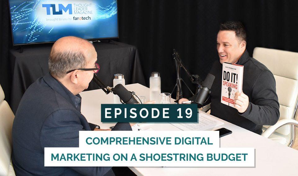 Comprehensive Digital Marketing on a Shoestring Budget