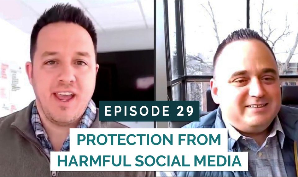 Protection from Harmful Social Media Posts Using AI Technology