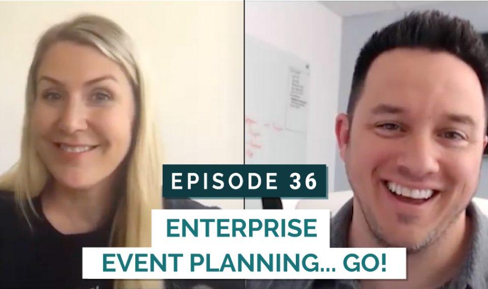 Enterprise Event Planning... Go!